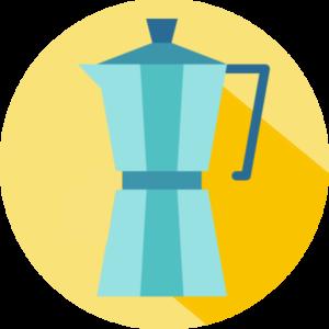 Espressokocher-icon