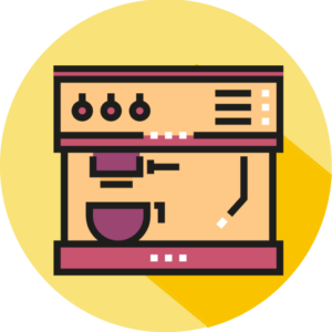 Espressomaschine-icon