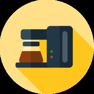 Filterkaffeemaschine-icon