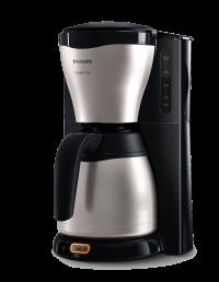 filterkaffeemaschine mit Thermoskanne