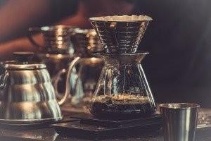 kaffeebrühen