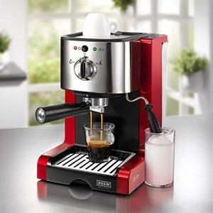 BEEM Espresso Perfect Crema test