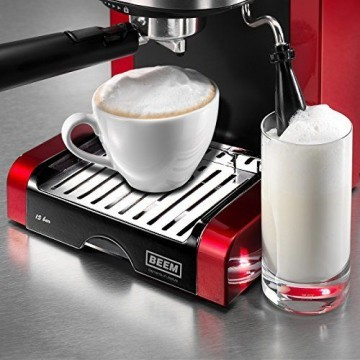 BEEM Espresso Perfect Crema siebträgermaschine