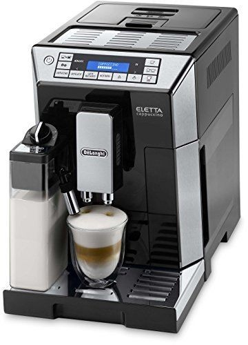 DeLonghi Eletta Cappuccino ECAM 45.766.B Kaffeevollautomat
