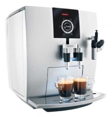 Jura Impressa J5 Pianowhite Kaffeevollautomat