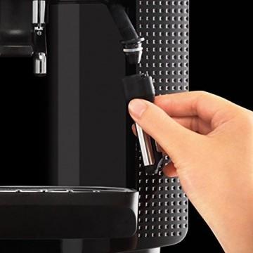 KRUPS EA8108 Kaffeevollautomat dampdüse