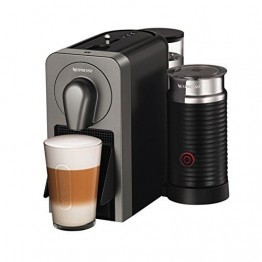 Krups Nespresso Prodigio and Milk XN411T