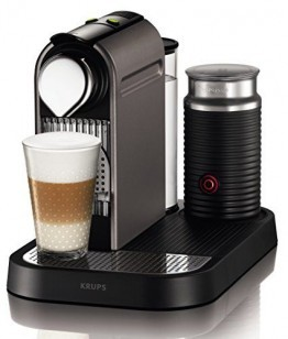 Krups Nespresso Citiz and Milk