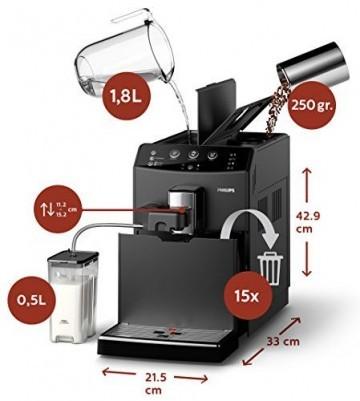 Philips HD8829/01 3000 Serie Kaffeevollautomat kaufen