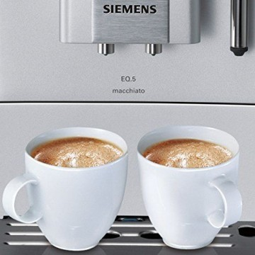 Siemens kaffeemaschinen Vergleich