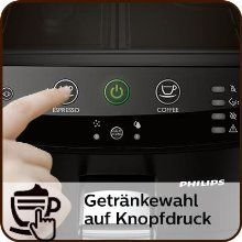 Philips Kaffeevollautomat HD8821