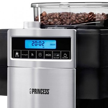 Princess Coffee Maker and Grinder