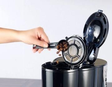 Rosenstein & Söhne Kaffeemaschine KF-615 kaffeepulver