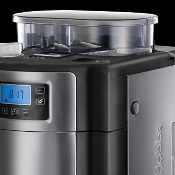 Russell Hobbs Buckingham Grind and Brew 21430-56 timer