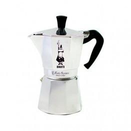 Bialetti Moka Express 6 Tassen Espressokocher