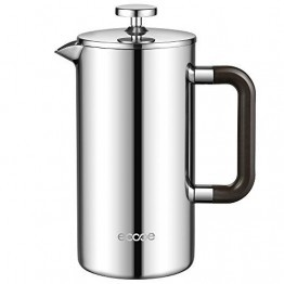 Ecooe Doppelwandiger French Press 1L