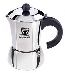 GRÄWE Espressokocher 4 Tassen