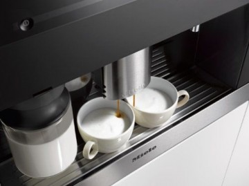 miele cva 6401 einbau kaffeevollautomat baristas kaufberatung. Black Bedroom Furniture Sets. Home Design Ideas