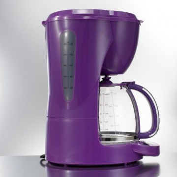BEEM Night Flight Violett filterkaffeemaschine