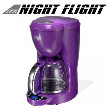 BEEM Night Flight Violett filtermaschine