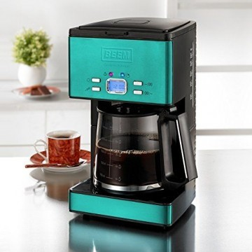 BEEM Nobilis Petrol filterkaffeemaschine