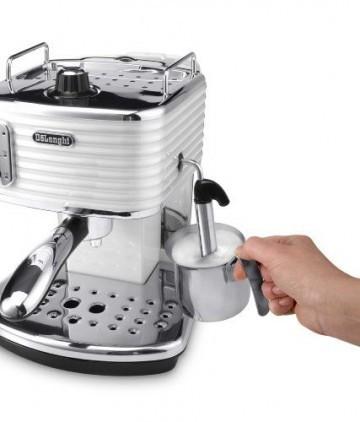 DeLonghi ECZ 351.W Scultura kaffeemachine